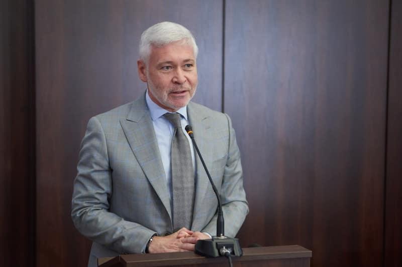 Игорь Терехов - новый глава Харькова. Что о нем известно