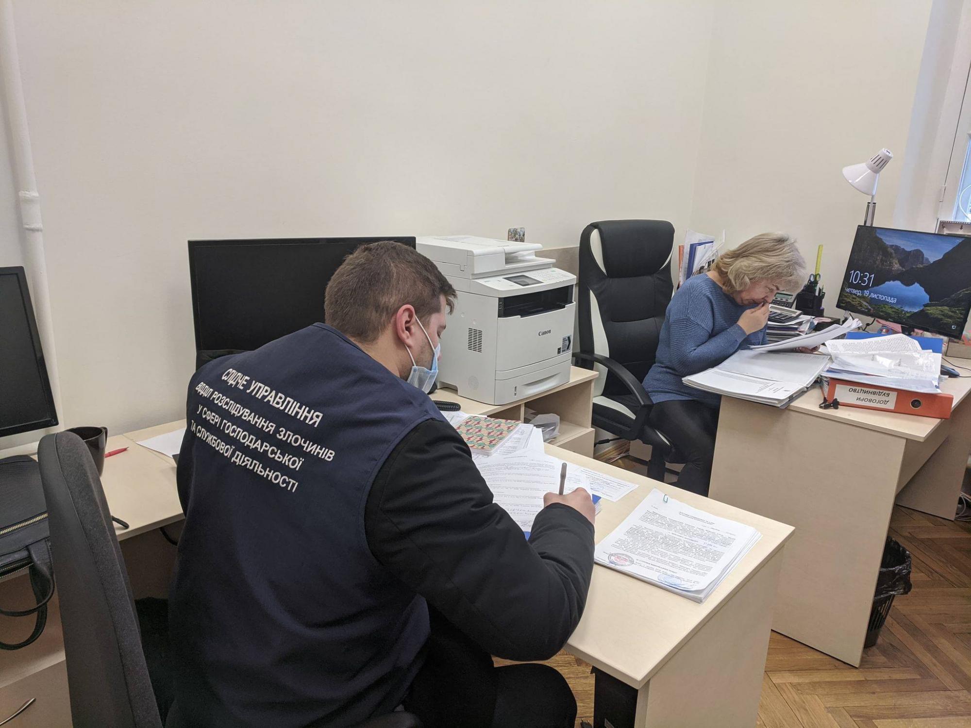 Полиция проводит обыски в музее Революции достоинства