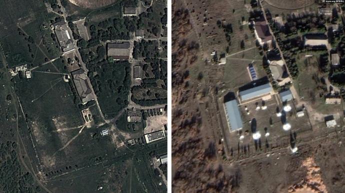 Воинские части и базы: РФ нарастила военный потенциал в Крыму более чем вдвое